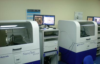 Nano-mechanical testing